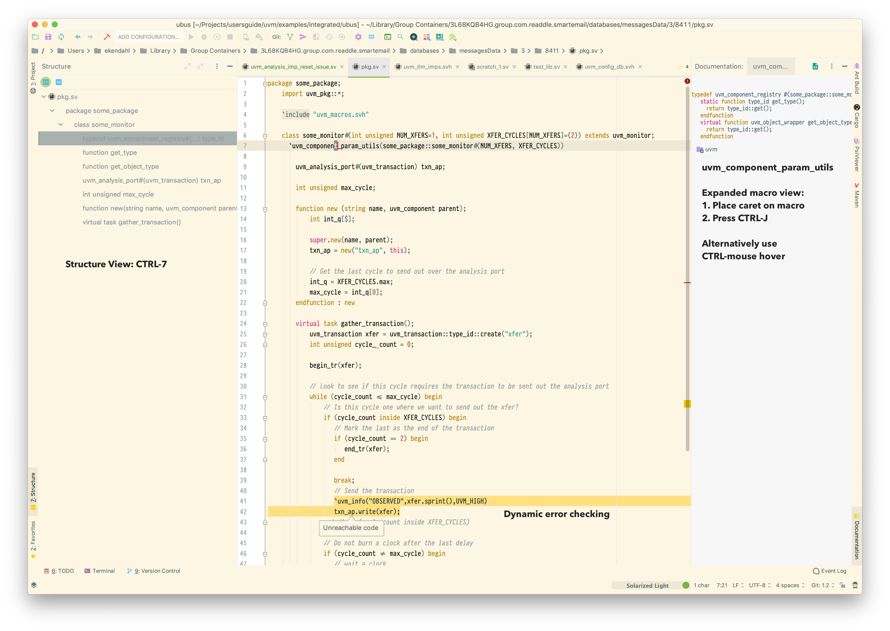 SystemVerilog - Plugins | JetBrains