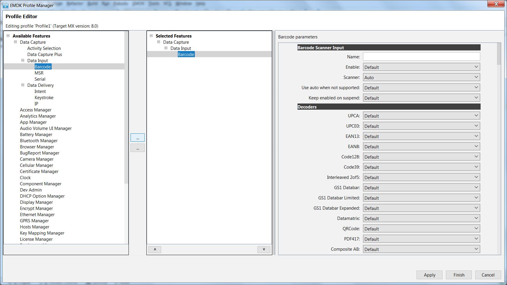 EMDK for Android - Plugins | JetBrains