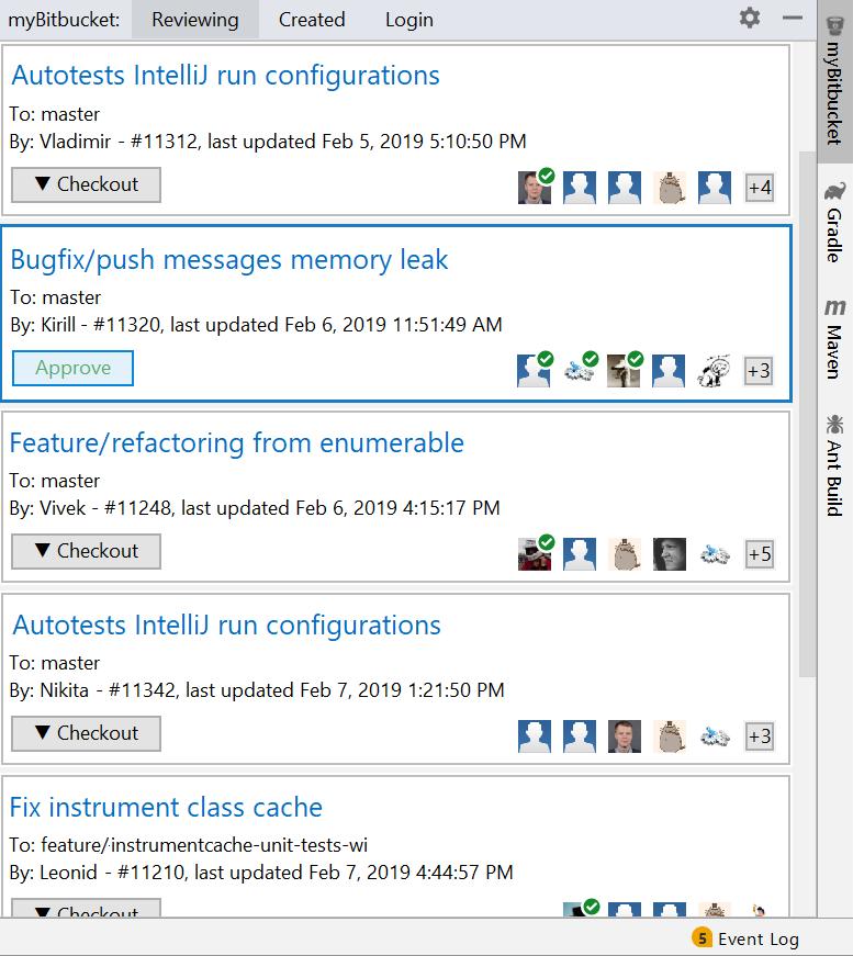 myBitbucket - Plugins | JetBrains