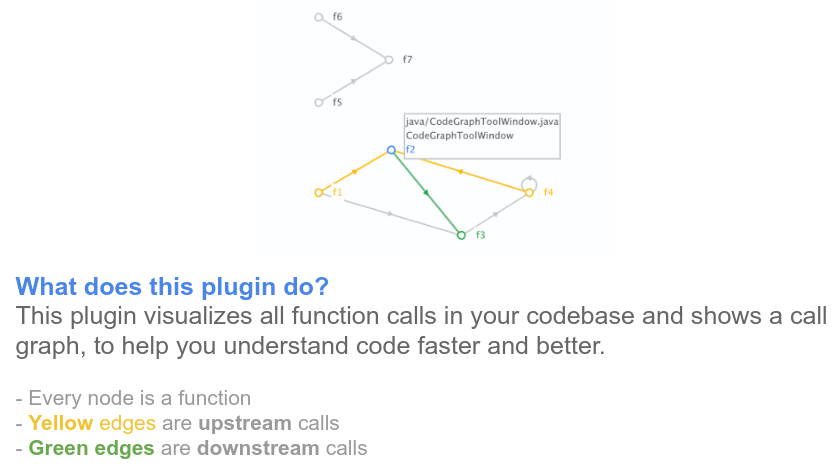 Call Graph - Plugins   JetBrains