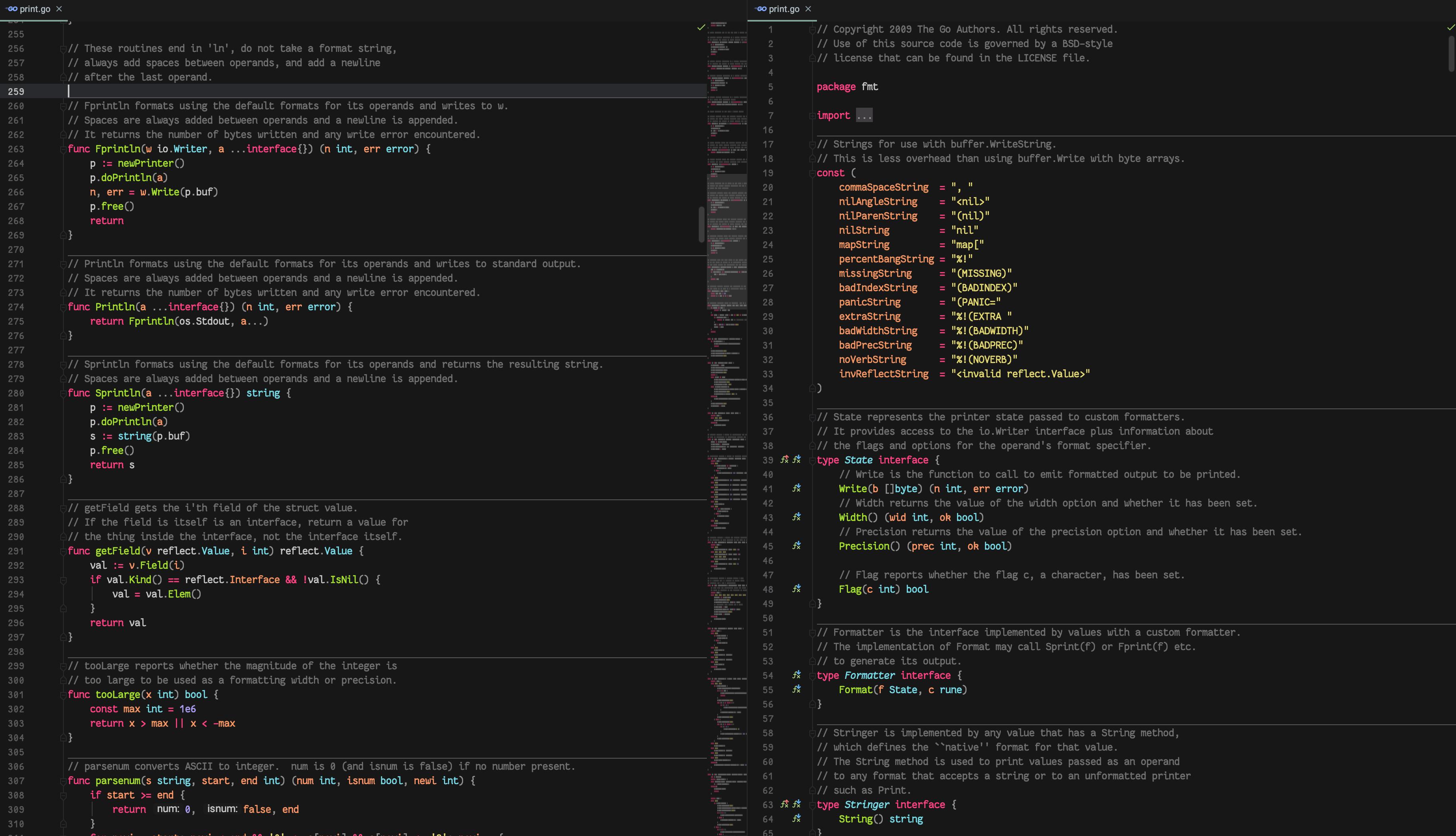 Molokai Color Scheme - Plugins | JetBrains