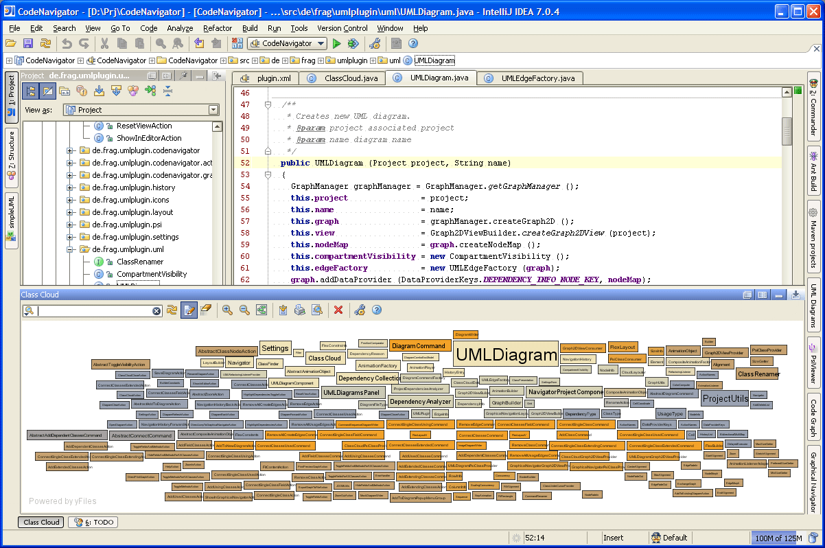 Code navigator jetbrains plugin repository screenshot 1980 ccuart