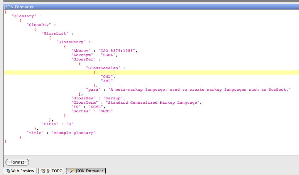 JSON Formatter - Plugins | JetBrains