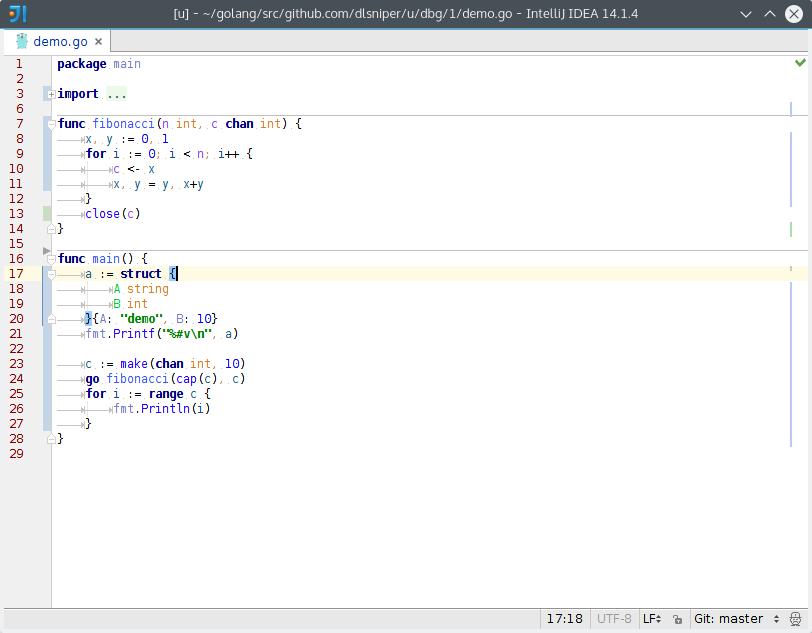 Go language (golang org) support plugin - Plugins | JetBrains