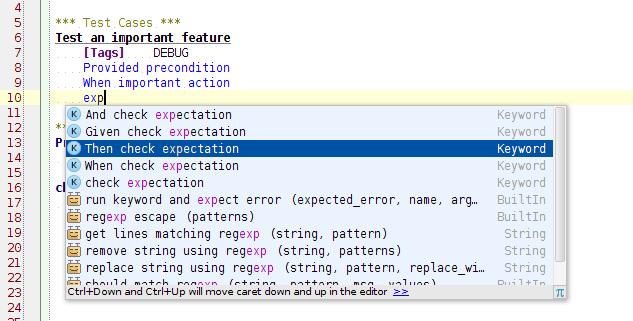 Robot Framework Support - Plugins | JetBrains