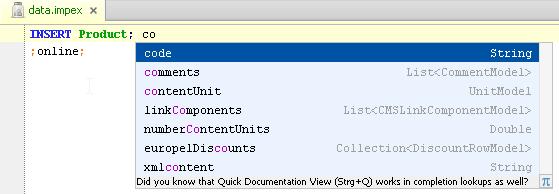 Hybris integration jetbrains plugin repository screenshot 14726 sciox Gallery