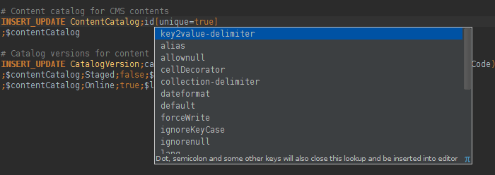 Hybris integration jetbrains plugin repository screenshot 14729 sciox Gallery
