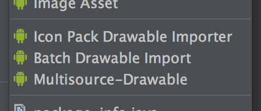 Android Drawable Importer - Plugins | JetBrains
