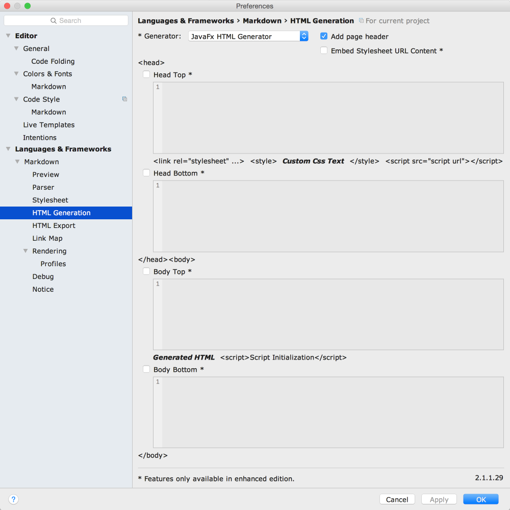Bitbucket Features