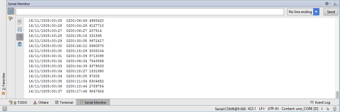 Serial Port Monitor - Plugins | JetBrains