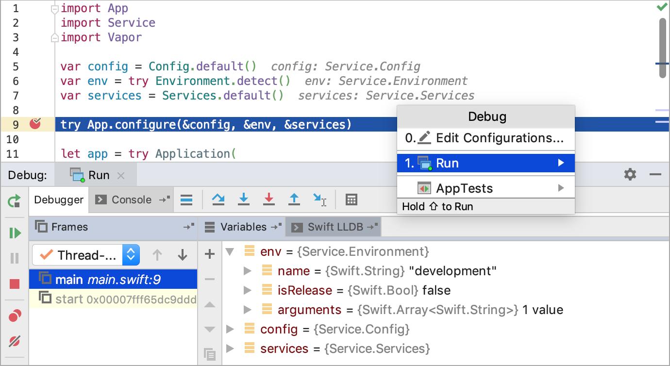 Swift - Plugins   JetBrains