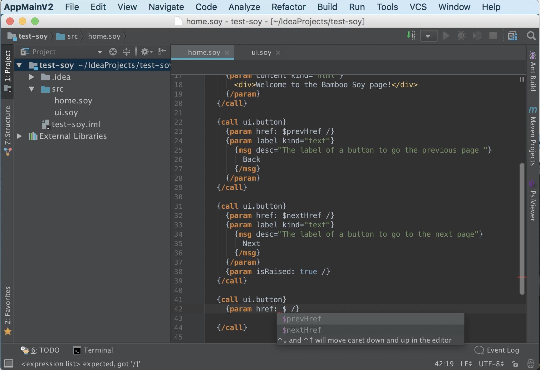 Bamboo Soy :: JetBrains Plugin Repository